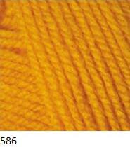 586 žltá žĺtková