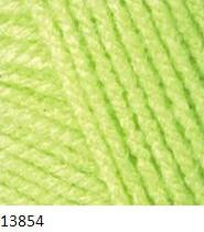 13854  zelená svietivá