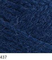 437 Modrá tmavá