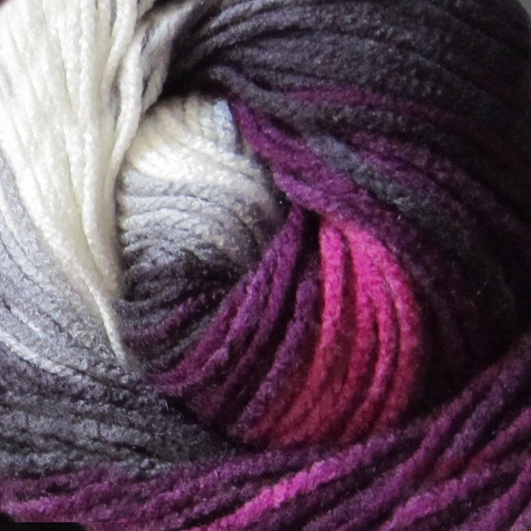 4202 bielo-šedo-fialová