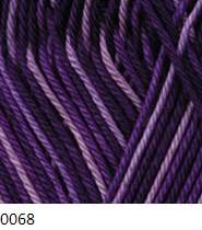 0068 fialová