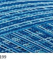 199 tyrkysovo-modrá