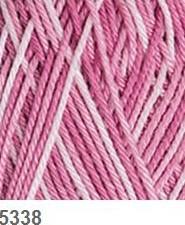 5338 ružovo-staroružová