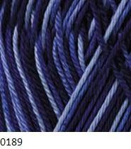0189 bielo-tmavo modrá