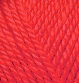 56 červená jasná