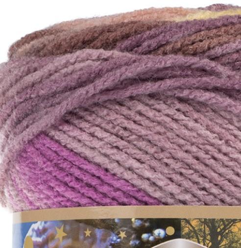 6954 fialovo-krémová