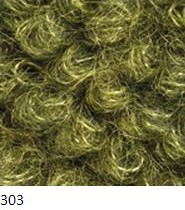 303 olivovo zelená