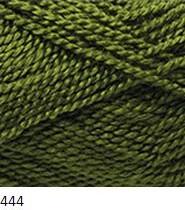444 olivovo zelená