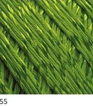 55  trávovo zelená