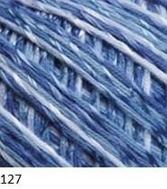 127 bledo modrá - modrá