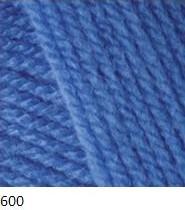 600 modrá stredná
