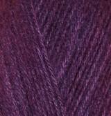 111 fialová tmavá