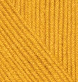 14 žltá tmavá