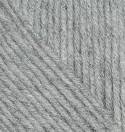 21 sivá melírovaná