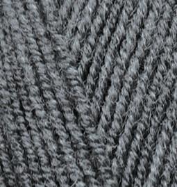 197 šedá melírovaná