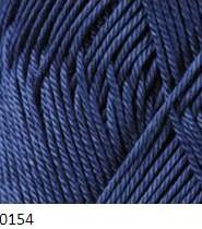 154 tmavá modrá