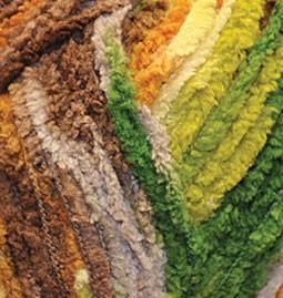 51299 zeleno-hhnedo-oranžovo-béžový mix