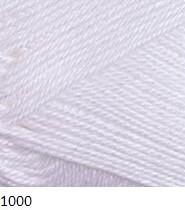1000 jasná biela