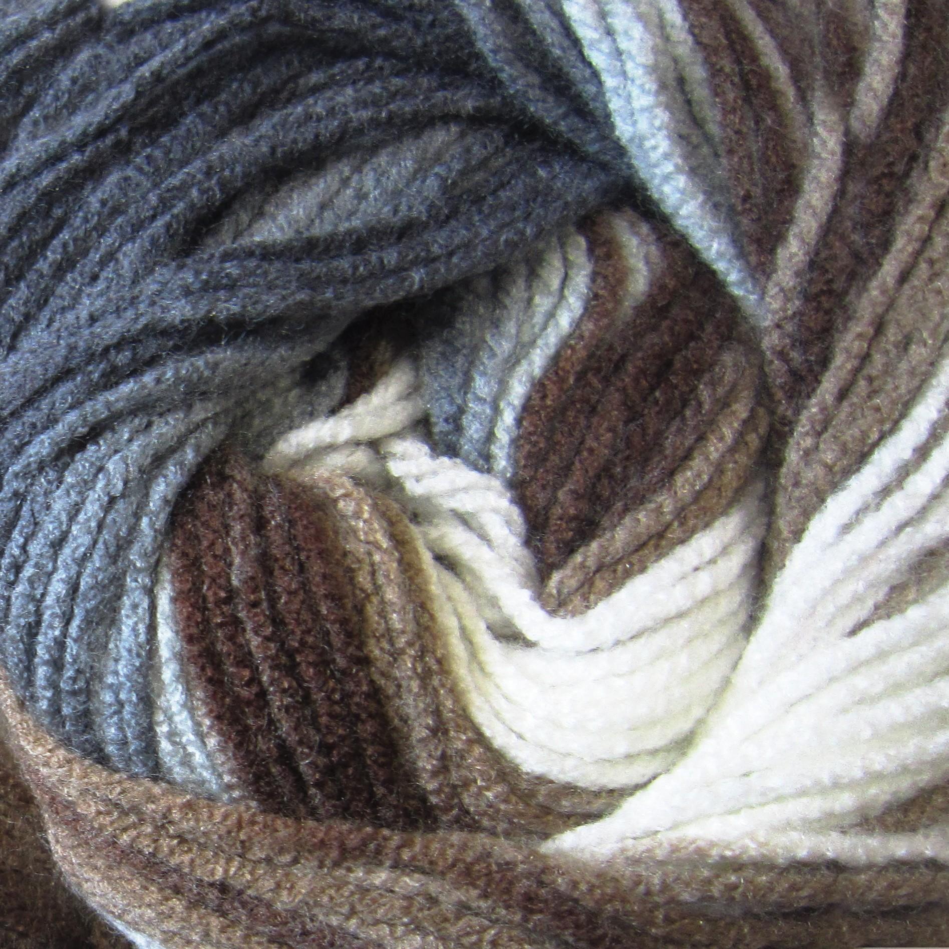 5742 krémovo-hnedo-šedá