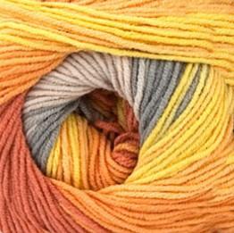 5508 oranžovo-sivá