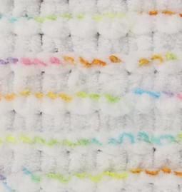 5794 biela / farebný mix