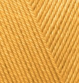 488 žltá sýta