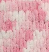 5863 bielo-ružová