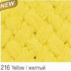 216 žltá sýta