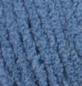 374 modrá denim