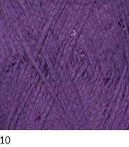 10 fialová
