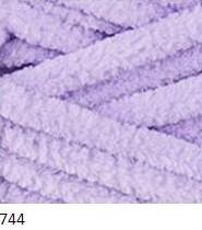 744 svetlo fialová