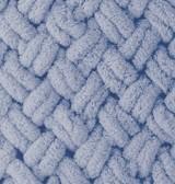 374 modrá