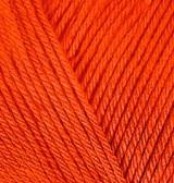 37 oranžová tmavá