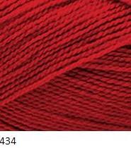 434 červená