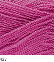 437 ružová stredná