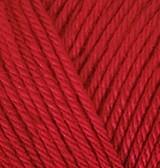56 červená