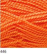 446 oranžová