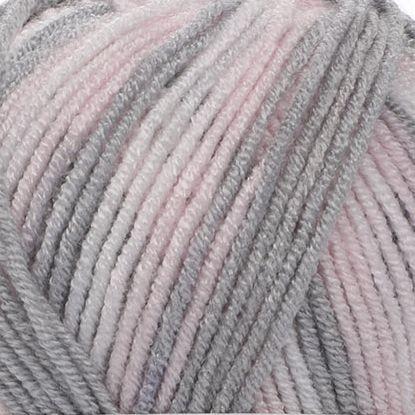6664 ružovo-sivo-biela
