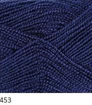 453 riflovo modrá