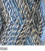 7030 modro-piesková