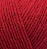 106 červená tmavá