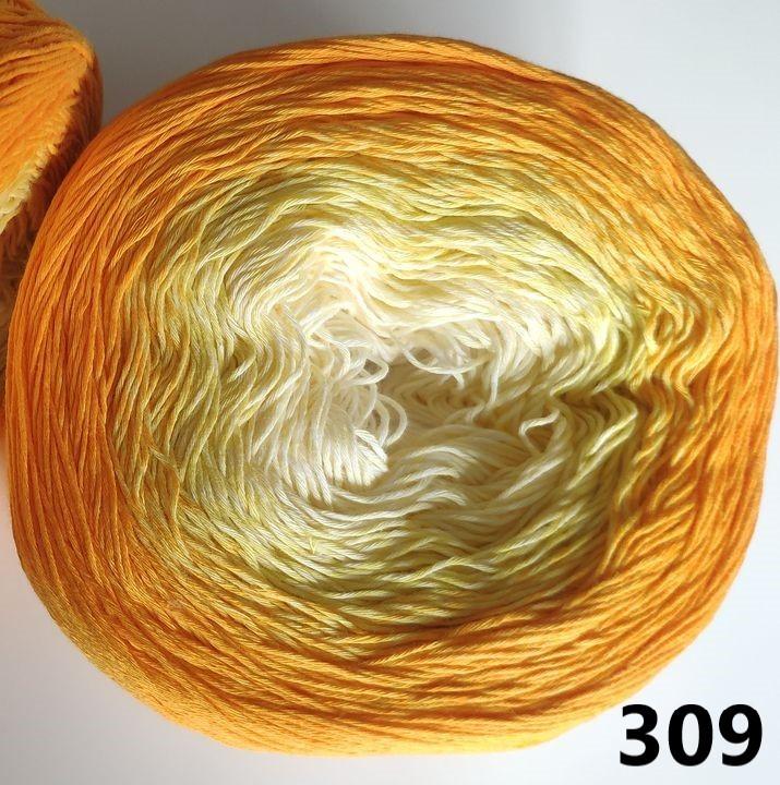 309 žlto-vanilková