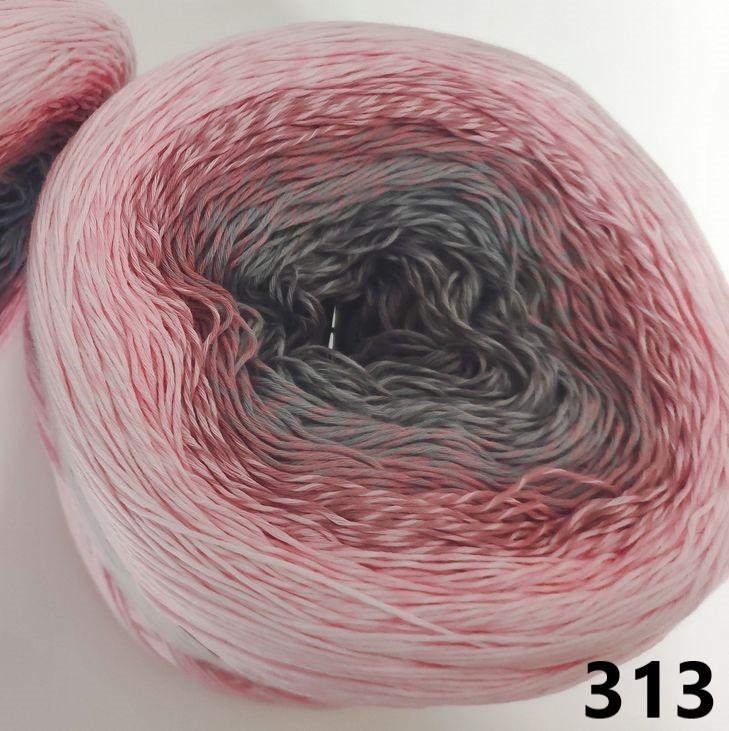 313 ružovo-sivá