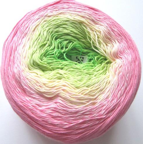 314 ružovo-zelená