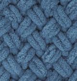 637 modrá indigo