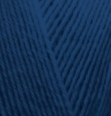 58 modrá