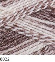 8022 krémovo-hnedý