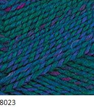 8023 modro-zeleno-fialový