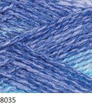 8035 modrá