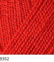 9352 červeno-červená